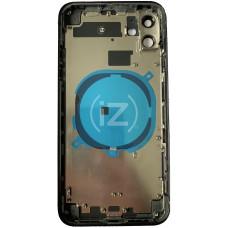 Корпус iPhone 11 (черный) с CE