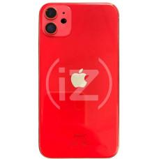 Корпус iPhone 11 (красный) с CE