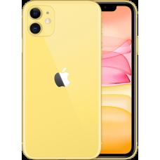 Корпус iPhone 11 (желтый)