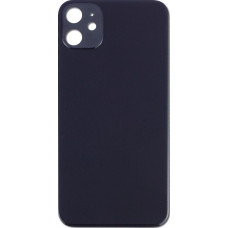 Стекло корпуса заднее iPhone 11 (черное)