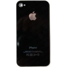 Задняя крышка iPhone 4 (черная)