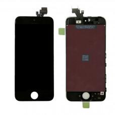 Дисплей iPhone 5 черный (модуль, в сборе, ORIG REF)