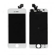 Дисплей iPhone 5 белый (модуль, в сборе, ORIG REF)