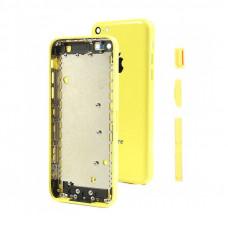 Корпус iPhone 5C желтый