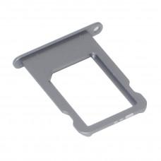 Лоток сим (SIM) карты iPhone 5S/SE серый