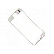 Рамка крепления тачскрина iPhone 5S (белый)