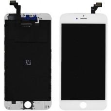 Дисплей iPhone 6 Plus белый (модуль, в сборе, OEM)