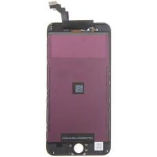 Дисплей iPhone 6 Plus черный (модуль, в сборе, OEM)