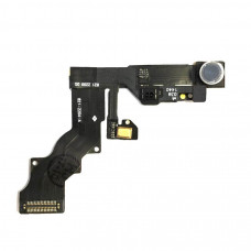 Шлейф верхний iPhone 6 Plus: фронтальная камера, датчики, микрофон