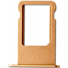 Лоток сим (SIM) карты iPhone 6 Plus золотой