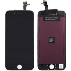 Дисплей iPhone 6 черный (модуль, в сборе, OEM)