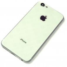 Корпус iPhone 6 в стиле iPhone 8 (белое стекло)