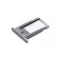 Лоток сим (SIM) карты iPhone 6 серый
