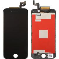 Дисплей iPhone 6S Plus черный (модуль, в сборе, AAA)