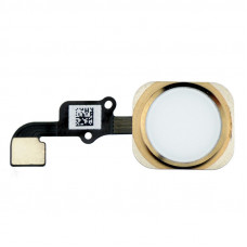Кнопка HOME iPhone 6S/6S Plus золотой