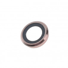 Стекло задней камеры iPhone 6S (Розовый)