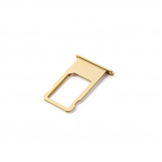 Лоток сим (SIM) карты iPhone 6S золотой