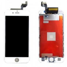 Дисплей iPhone 6S белый OEM