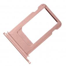Лоток сим (SIM) карты iPhone 7 Plus розовый