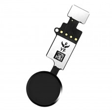 Кнопка Home iPhone 7/8/7+/8+ v.3 (YF) сенсорная черная