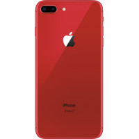 Корпус iPhone 8 Plus (красный) PRODUCT RED