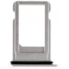 Лоток сим (SIM) карты iPhone 8 Plus белый