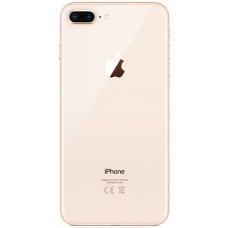 Корпус iPhone 6 Plus в стиле iPhone 8 Plus (розовое стекло)