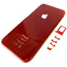Корпус iPhone 8 (красный) PRODUCT RED