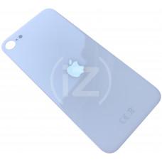 Стекло корпуса заднее iPhone SE 2020 (белое) с CE увеличенное
