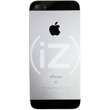 Корпус iPhone 5 SE серый (Space Gray)