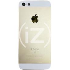 Корпус iPhone 5 SE золотой (Gold)