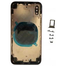 Корпус iPhone X (черный)