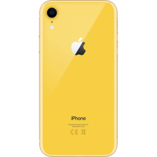 Корпус iPhone XR (желтый)