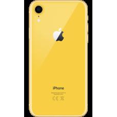 Корпус iPhone XR (желтый)