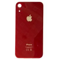 Стекло корпуса заднее iPhone XR (красный) PRODUCT RED