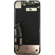 Дисплей iPhone XR черный (модуль, в сборе, ORIG)