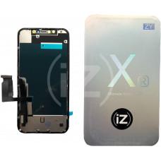 Дисплей iPhone XR черный (AAA, ZY)