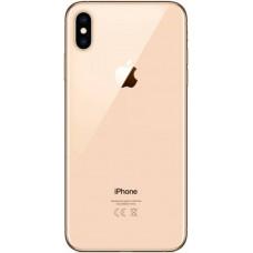 Корпус iPhone XS (золотой)