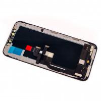 Дисплей iPhone XS черный (модуль, в сборе, OLED, OEM)