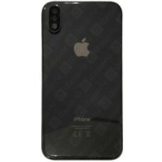 Корпус iPhone XS (черный)