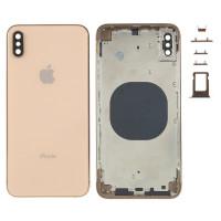 Корпус iPhone XS Max (золотой)