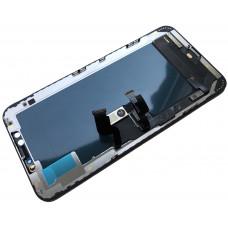 Дисплей iPhone XS MAX черный (модуль, в сборе, AAA)