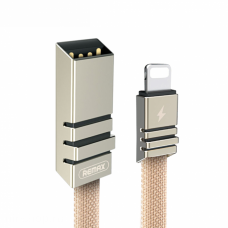 USB кабель REMAX RC-081i Weave Lightning 8 Pin
