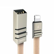 Кабель USB REMAX RC-081i Weave Lightning 8 Pin