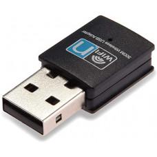 Адаптер Wi-Fi USB 2.0 Wireless 300Mbps