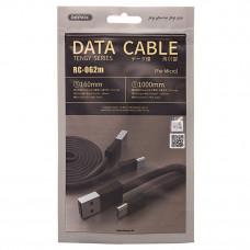 USB кабель REMAX RC062m Micro USB (2 в 1)