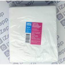 Салфетки безворсовые впитывающие Copy Clean 150 шт./уп