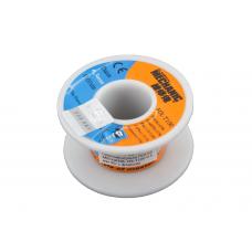 Припой c флюсом в проволоке MECHANIC HX-T100 (0.3мм, 55г)