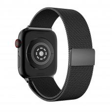 Ремешок Apple Watch 38мм/40мм черный миланская петля