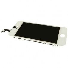 Дисплей iPhone 5 SE белый (модуль, в сборе, AAA)